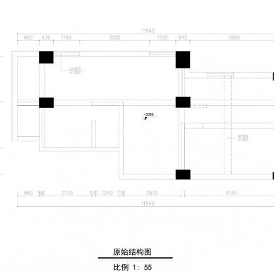 60㎡旧房改造,瞬间提高空间利用率_3734090