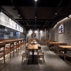 餐饮空间设计:艺鼎新作:秦喜·肉夹馍_3738353