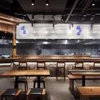 餐饮空间设计:秦喜·肉夹馍——室内环境图片