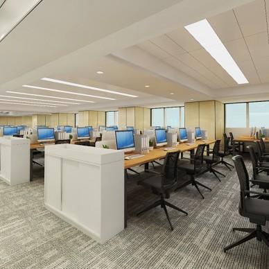 广东大旗商服科技有限公司办公室设计_3740241
