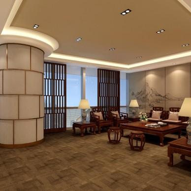 广州富宏投资有限公司办公室设计_3740395