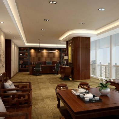 广州富宏投资有限公司办公室设计
