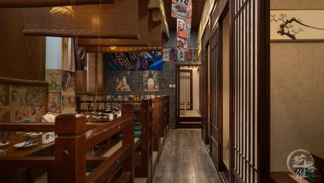 北京朝阳百子园居酒屋——浮世绘