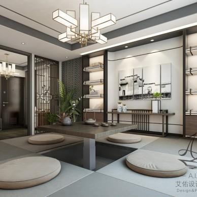 赵浩然设计作品煦园新居_3741209