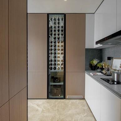 不落俗套的單身公寓設計——廚房圖片