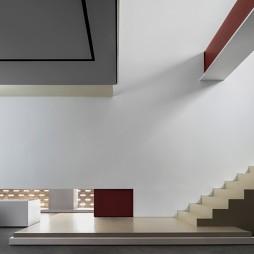 THE REPUBLIQUE 廾界—购物空间——楼梯图片