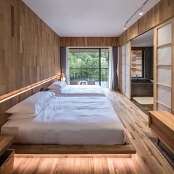 重见山水—临安鱼乐山房民宿改造设计——客房图片