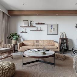 北欧极简—素木——客厅图片