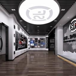 知名企业内部文化展厅_3752770