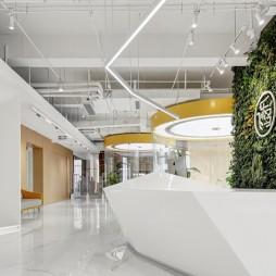 OPEN OFFICE 空間設計——門廳接待處圖片
