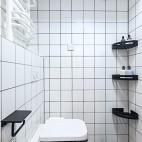 48平米日式风格——卫生间图片