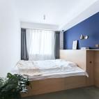 48平米日式风格——卧室图片