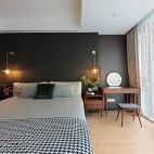这个带阁楼的家,一半高冷一半温暖——卧室图片