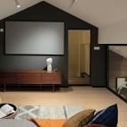 这个带阁楼的家,一半高冷一半温暖——多功能区图片