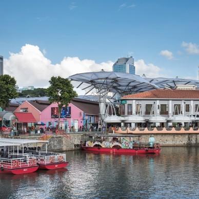 喜茶 - 新加坡克拉码头白日梦店_3759294