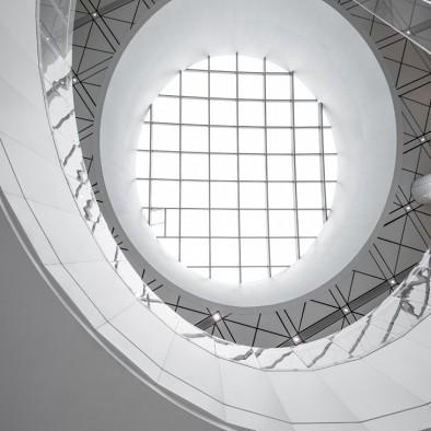 杰恩设计 办公设计:构建华为武汉研发中心