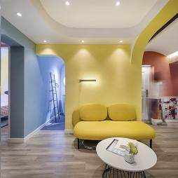 40只萌宠之家改造成马赛公寓——玄关图片