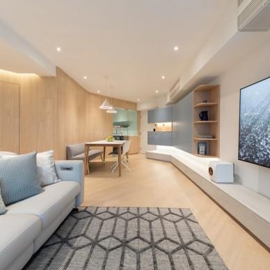 现代简约—宁静致远——客厅图片