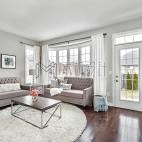 簡美風格帶給你有規律的生活享受——客廳圖片