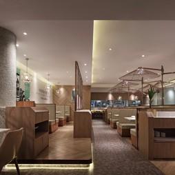 """深圳餐厅空间设计 """"艺鼎新作"""" 椰客——就餐区图片"""