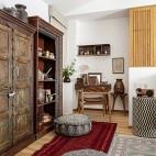 潮范儿旅行达人的家全是老物件和木工手作_3768028