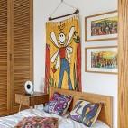 潮范儿旅行达人的家全是老物件和木工手作——儿童房图片
