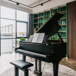 赋格-钢琴工作室——工作区图片