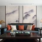 法兰谷   新中式——客厅图片