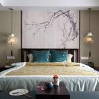 法兰谷   新中式——卧室图片