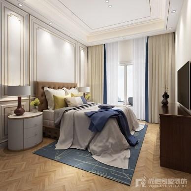 独栋别墅装修设计 - 精致优雅生活_3769153