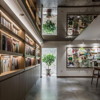 《静谧美好》生态城别墅,优雅新中式