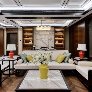 一花一世界,一木一浮生——客厅图片