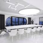 500㎡現代風格——會議室圖片