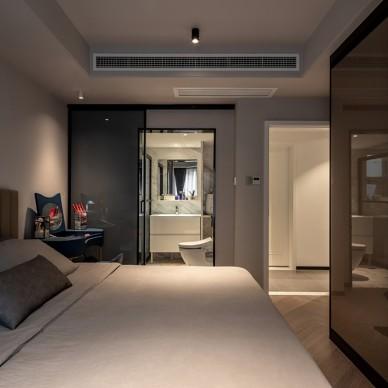 棕榈湾平层——卧室图片