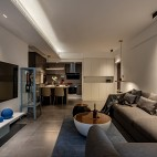 棕榈湾平层——客厅图片