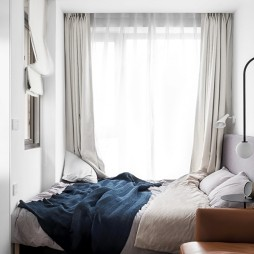 56m²的空间魔术——卧室图片