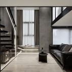 电视隐身、楼梯悬浮?这个LOFT不可思议_3772339