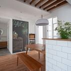 浅木色的日式北欧家,真是太治愈了_3773341