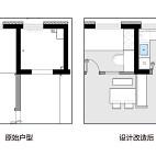 浅木色的日式北欧家,真是太治愈了_3773374