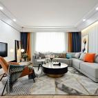 找寻设计原本的色彩,生活样子——客厅图片
