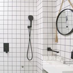 清晨美式——卫生间图片