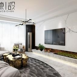 现代美宅设计·安庆龙城国际_3774548