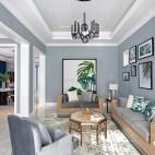 """減負后的別墅,才是""""家""""該有的輕松——客廳圖片"""