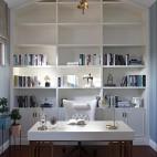 """減負后的別墅,才是""""家""""該有的輕松——書房圖片"""