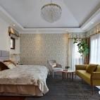 """減負后的別墅,才是""""家""""該有的輕松——臥室圖片"""