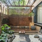 125平米現代簡約—庭院圖片