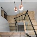125平米現代簡約—樓梯圖片