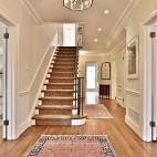 美式风情的浪漫演绎法——楼梯图片