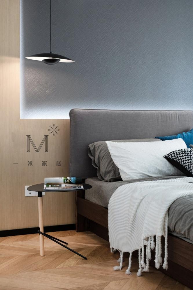 """一间有质感的单身公寓助你""""早日成家""""现代简约设计图片赏析"""