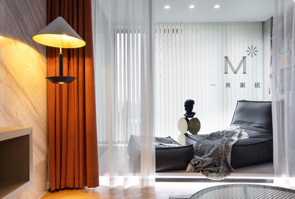 """一间有质感的单身公寓助你""""早日成家""""阳台现代简约阳台设计图片赏析"""